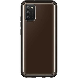 Carcasa pentru SAMSUNG Galaxy A02S, EF-QA026TBEGEU, negru