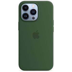 Carcasa Silicone Case cu MagSafe pentru Apple iPhone 13 Pro, MM2F3ZM/A, Clover
