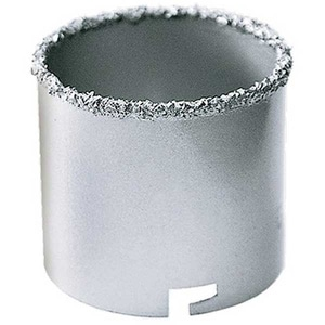 Carota inelara suflata cu carbid MTX 728549, 73 mm