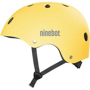Casca protectie adult pentru NINEBOT Kickscooter, galben