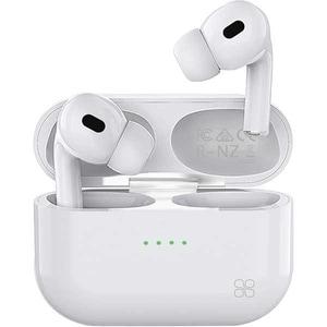 Casti PROMATE Harmoni, True Wireless, Bluetooth, In-Ear, Microfon, alb