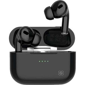 Casti PROMATE Harmoni, True Wireless, Bluetooth, In-Ear, Microfon, negru