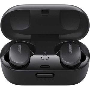 Casti BOSE QuietComfort, True Wireless, Bluetooth, In-Ear, Microfon, Carcasa Incarcare Wireless, Noise Cancelling, Triple Black