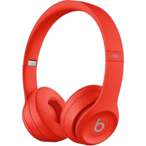 Casti BEATS Solo3, Bluetooth, On-Ear, Microfon, (PRODUCT) Red Citrus Red