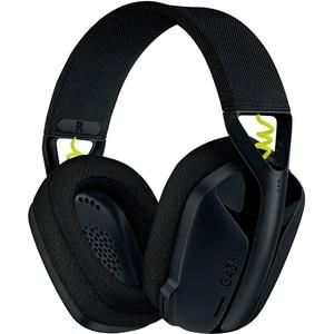Casti Gaming Wireless LOGITECH G435 Lightspeed, multiplatforma, 3.5mm, USB-C, negru
