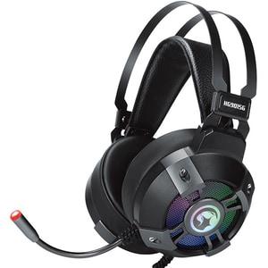 Casti Gaming MARVO HG9015G, 7.1 virtual, USB, negru