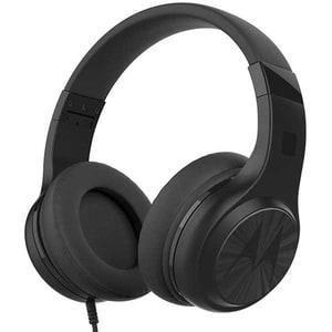 Casti MOTOROLA Pulse 120, Cu Fir, Over-Ear, Microfon, negru