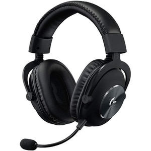 Casti Gaming LOGITECH PRO X, 7.1 surround, multiplatforma, 3.5mm, negru