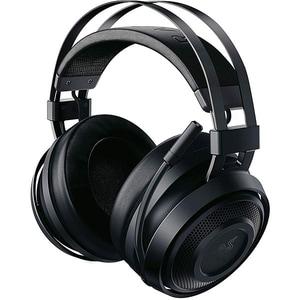 Casti Gaming Wireless RAZER Nari Essential, stereo, multiplatforma, USB, negru