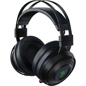 Casti Gaming Wireless RAZER Nari Ultimate, stereo, USB, 3.5mm, negru