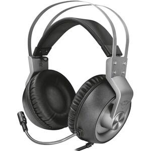 Casti Gaming TRUST GXT 4374 Ruptor, stereo, multiplatforma, 3.5mm, gri