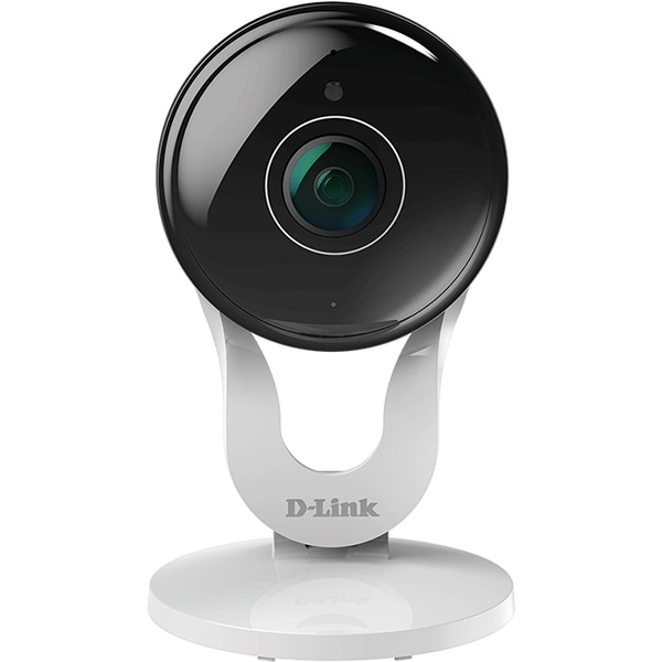 Camera IP Wireless D-LINK DCS-8300LH, Full HD 1080p, IR, Night Vision, alb