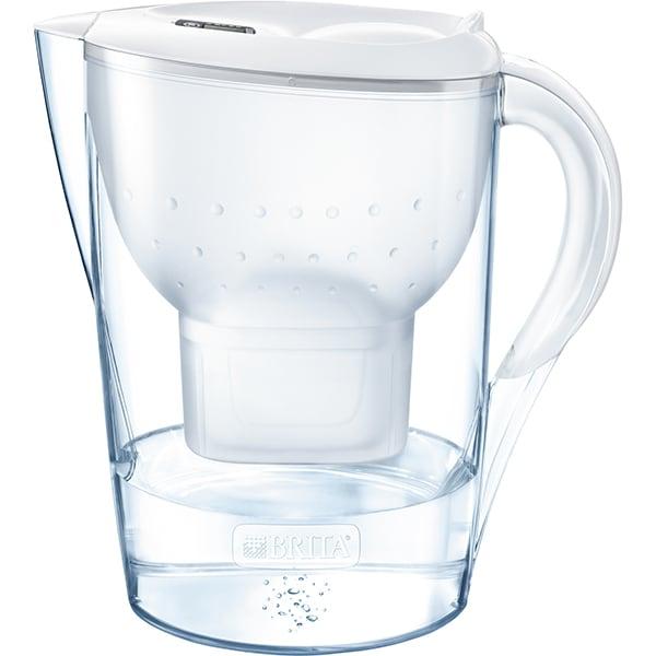 Cana filtranta BRITA Marella XL BR1026455, 3.5l, alb-transparent