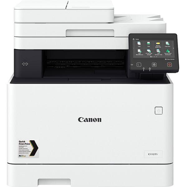 Multifunctional laser color CANON i-SENSYS X C1127i, A4, USB Retea, Wi-Fi, Fax