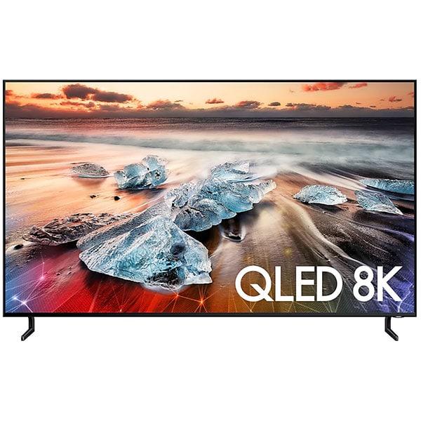 Televizor QLED Smart SAMSUNG 55Q950RB, 8K, HDR, 139 cm