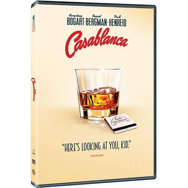 Casablanca DVD Editia Iconica