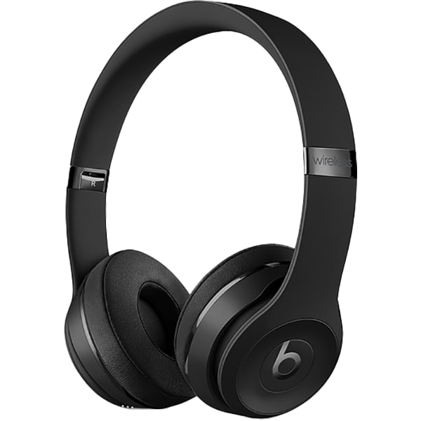 Casti BEATS Solo3 Icon Collection, Bluetooth, On-Ear, Microfon, Matt Black