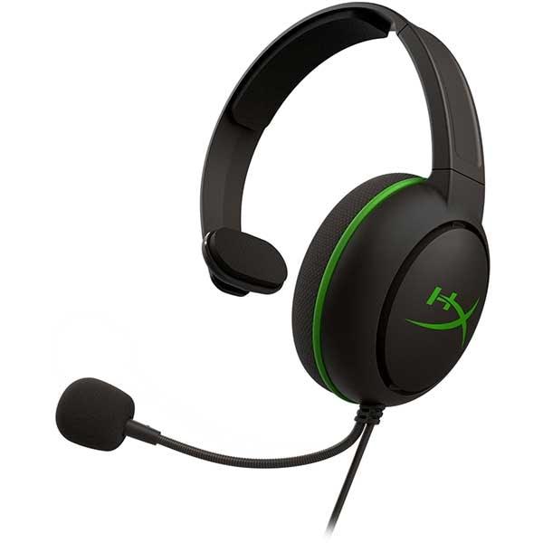 Casti Gaming HyperX CloudX Chat Xbox, 3.5mm, negru
