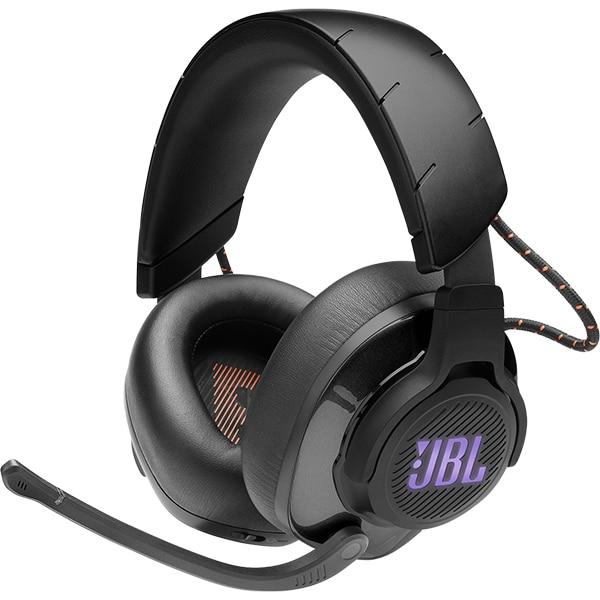 Casti Gaming Wireless JBL Quantum 600, multiplatforma, negru