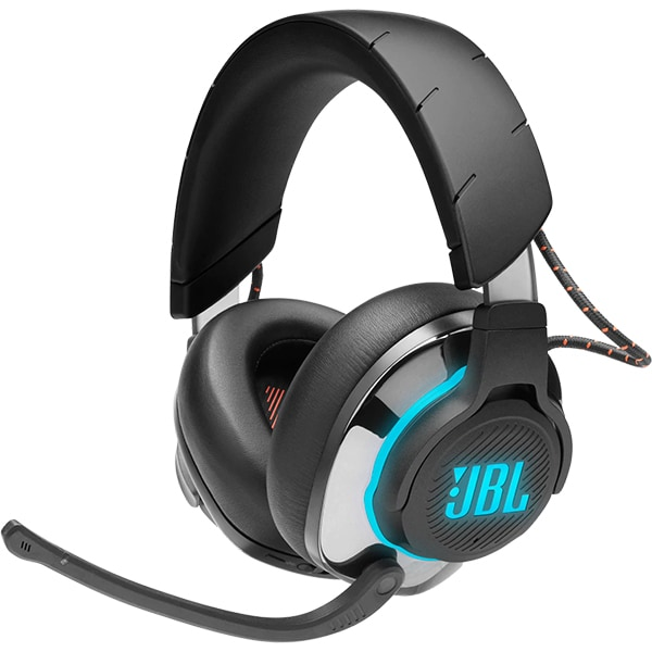 Casti Gaming Wireless JBL Quantum 800, multiplatforma, negru