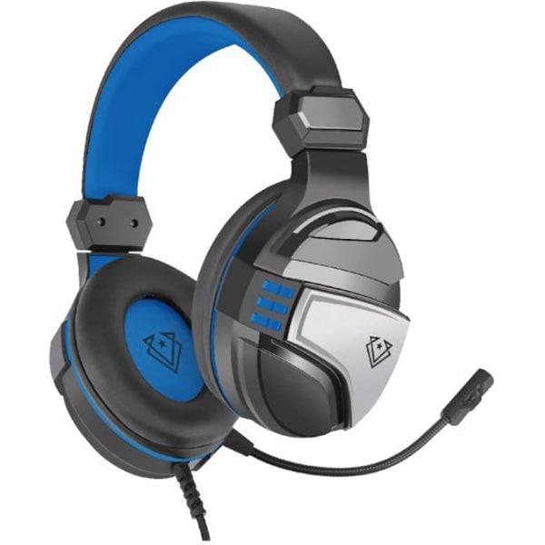 Casti Gaming VERTUX Malaga, Stereo, 3.5mm, albastru