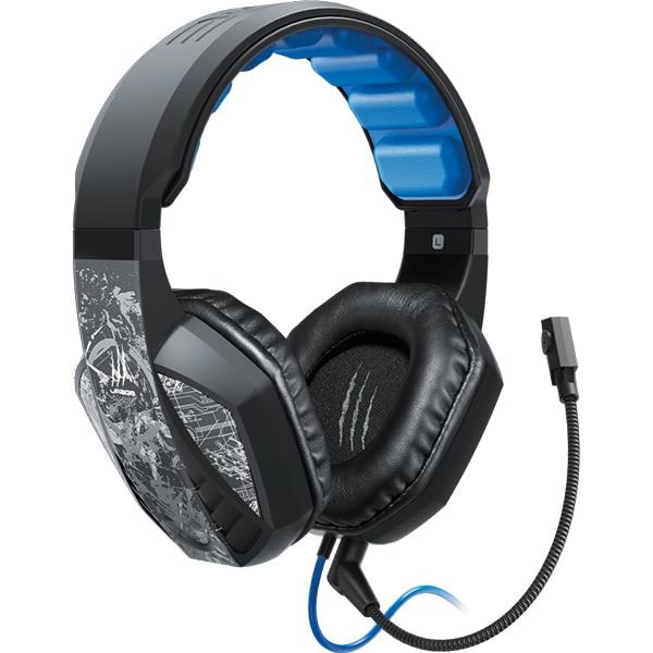 Casti Gaming HAMA uRage SoundZ 310, stereo, USB, negru
