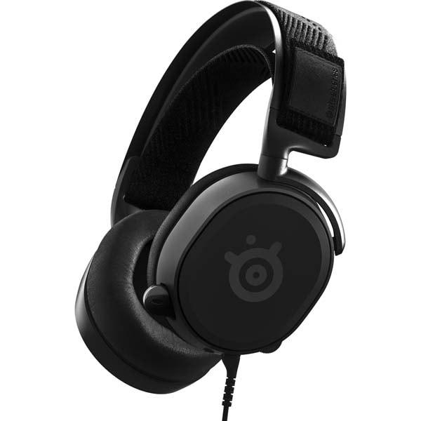 Casti Gaming STEELSERIES Arctis Prime, stereo, multiplatforma, negru