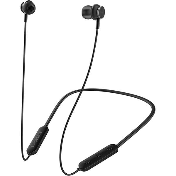 Casti PROMATE Bali, Bluetooth, In-Ear, Microfon, negru