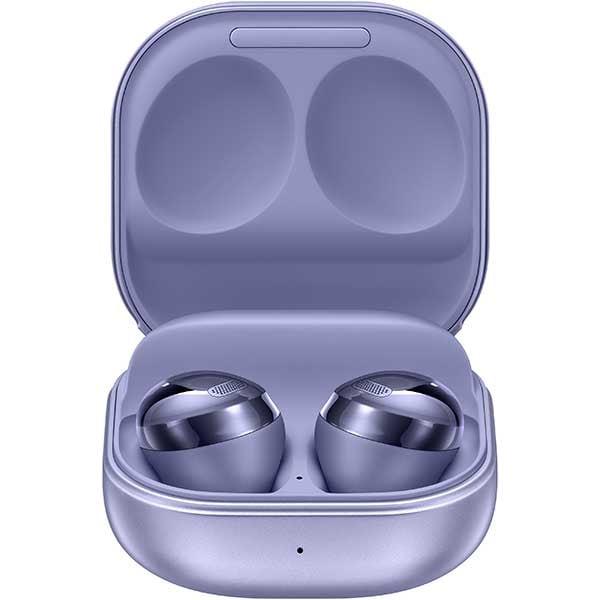 Casti SAMSUNG Galaxy Buds Pro, True Wireless, Bluetooth, In-Ear, Microfon, Carcasa Incarcare Wireless, Noise Cancelling, Phantom Violet