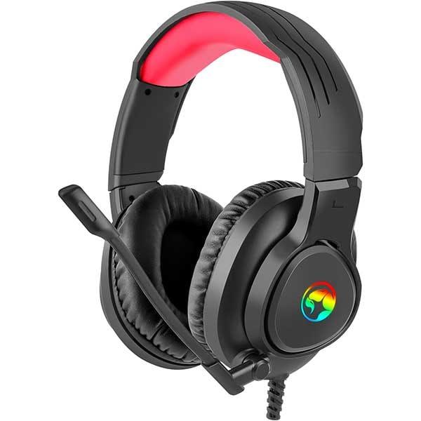 Casti Gaming MARVO HG8958, stereo, USB, 3.5mm, negru