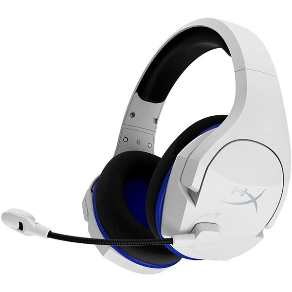 Casti Gaming Wireless HyperX Cloud Stinger Core, PS4, PS5, PC, 3.5mm, alb