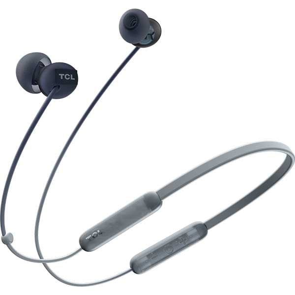 Casti TCL SOCL300BTBK-EU, Bluetooth, In-ear, Microfon, Phantom Black