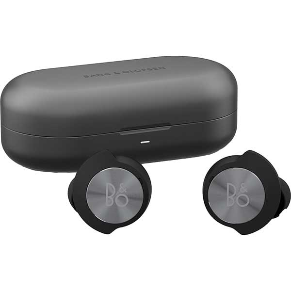 Casti BANG & OLUFSEN Beoplay EQ, True Wireless, Bluetooth, In-Ear, Microfon, Noise Cancelling, Carcasa incarcare wireless, Black