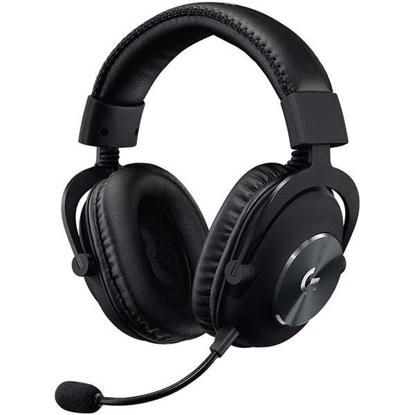 Casti Gaming LOGITECH PRO, stereo, multiplatforma, 3.5mm, negru