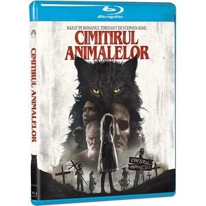 Cimitirul animalelor Blu-Ray