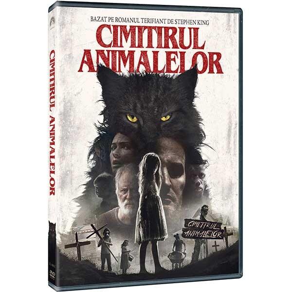 Cimitirul animalelor DVD