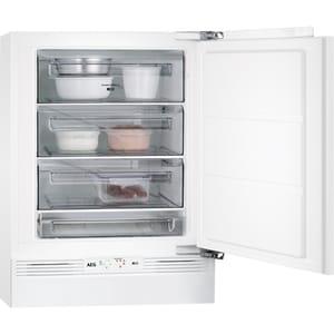 Congelator incorporabil AEG ABB68211AF, 95 l, 81.5 cm, A+