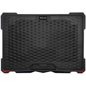 """Cooler laptop gaming TELLUR Basic, 17.3"""", negru"""