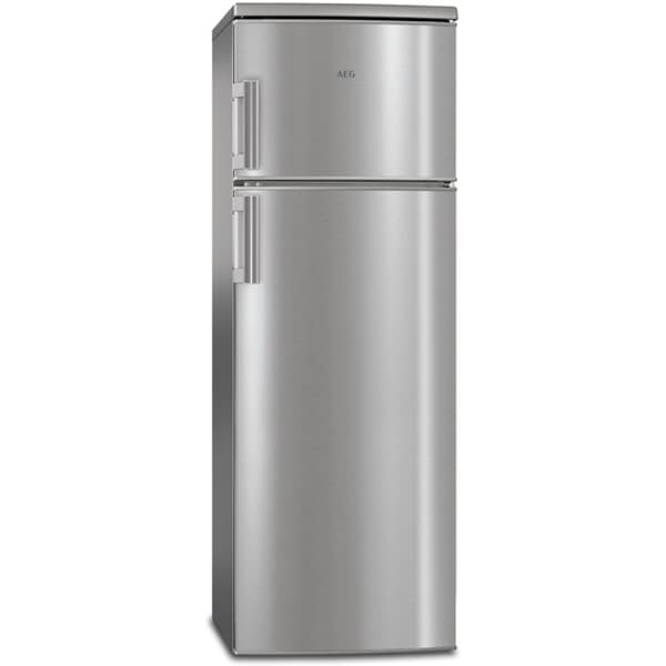 Combina frigorifica AEG RDB72721AX, 259 l, H 159 cm, Clasa A++, inox