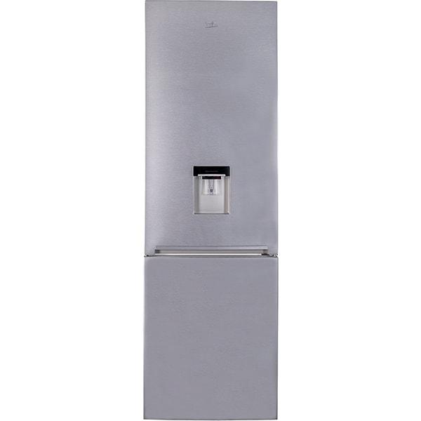Combina frigorifica BEKO RCSA400K30DXB, 377 l, H 201 cm, Clasa A++, argintiu