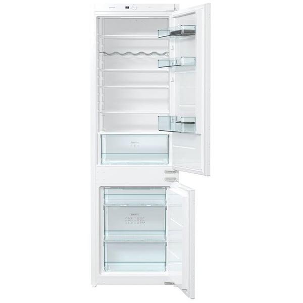Combina frigorifica incoporabila GORENJE NRKI4181E1, No Frost, 248 l, H 183.5 cm, Clasa A+, alb