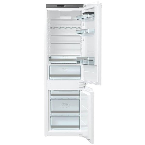 Combina frigorifica incorporabila GORENJE NRKI5182A1, 248 l, Clasa F, alb