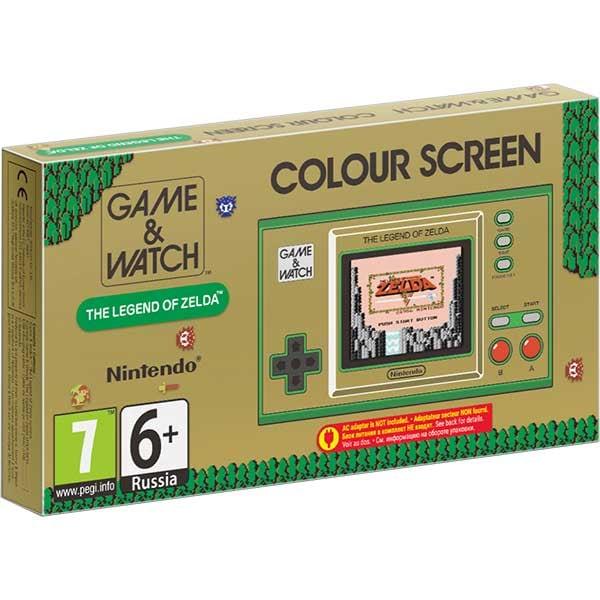 Consola Portabila Nintendo Game & Watch + joc The Legend of Zelda