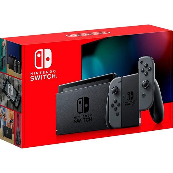 Consola Nintendo Switch (Joy-Con Grey) HAD