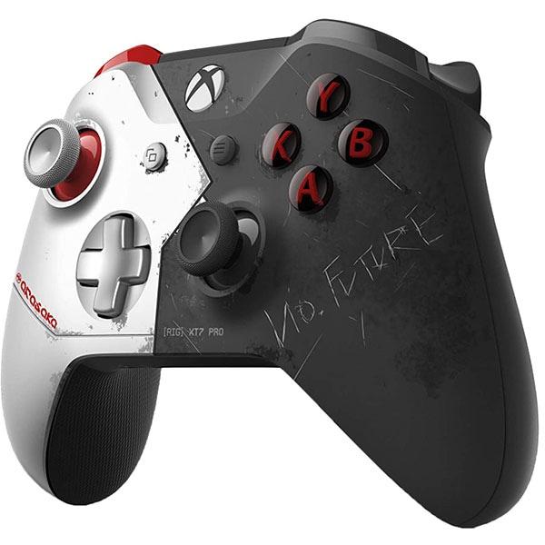 Controller Wireless MICROSOFT Xbox One, Cyberpunk 2077 Limited Edition