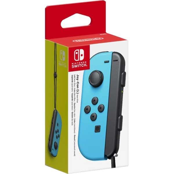 Joy-Con NINTENDO Switch Left Neon Blue
