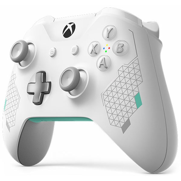 Controller wireless MICROSOFT Xbox One - Sport White Special Edition