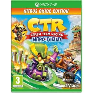 Crash Team Racing Nitro-Fueled Nitros Oxide Edition Xbox One