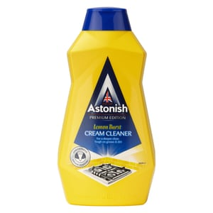 Crema pentru curatarea plitelor ASTONISH C8810, 500ml