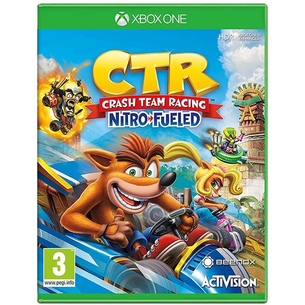 Crash Team Racing Nitro-Fueled Xbox One